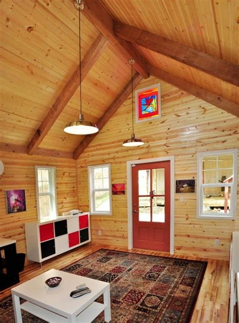 evolving sub 200 sq ft cabin shed this company brings style affordability and design
