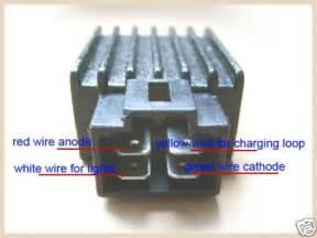 110cc kazuma falcon rectifier atvconnection com atv