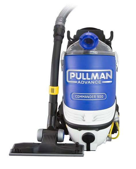 The Vacuum Pullman Commander Pv900 Commercial Backpack Vacuum Cleaner