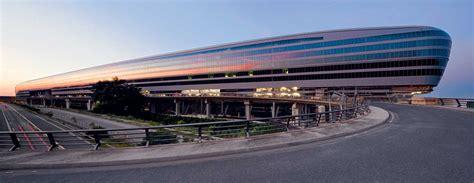 Round Bathtub Hilton Frankfurt Airport