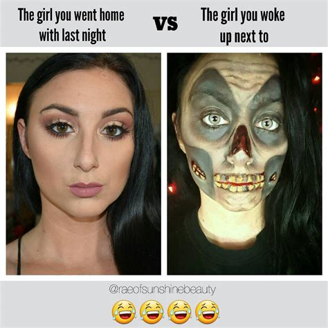 Makeup Meme - funny makeup meme tales from the crypt makep halloween