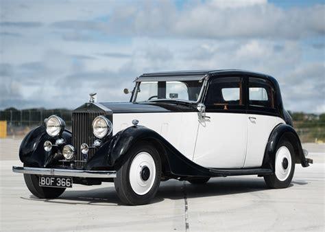 1935 rolls royce ref 36 1935 rolls royce sports saloon