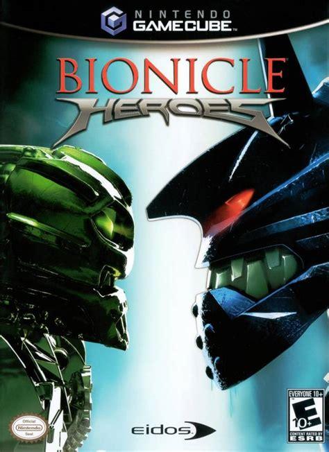 bionicle heroes gamecube game