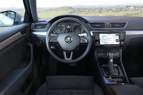 skoda yeti inside new skoda superb 2015 review pictures auto express