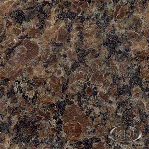 Brown Granite Countertops by Granite Countertop Colors Brown Granite