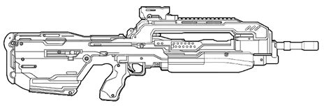 halo guns coloring pages pages of halo guns colouring pages