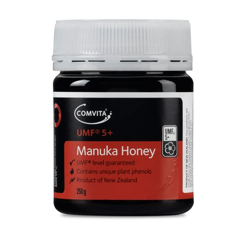 Comvita Umf Manuka Honey 5 250g comvita umf 5 manuka honey feelunique