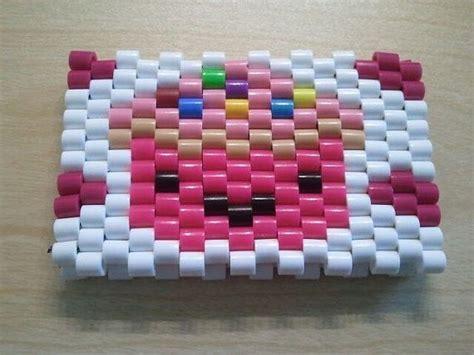 cupcake pony bead pattern 85 best images about kandi on perler bead
