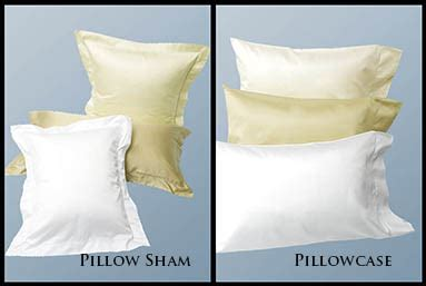 whats a bed sham what is the difference between a pillowcase a sham