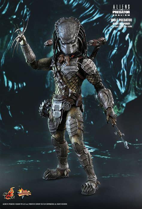vs predator vs predator wolf predator heavy weaponry 1 6th