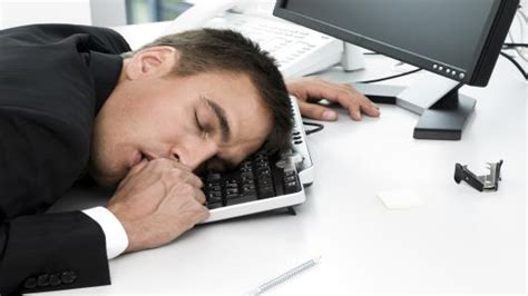 Why Am I Falling Asleep At My Desk asleep on the banker s nap costs millions