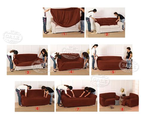 2 seater bedroom sofa new 2 seater 145 185cm for elastic slip cover sofa