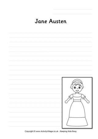 jane austen biography essay jane austen notebooking page