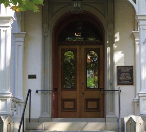 Historic Front Doors Historic Promont House Milford Ohio