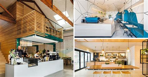 Home New Zealand Architecture Design And Interiors 9 Unique Coffee Shops From New Zealand And Australia