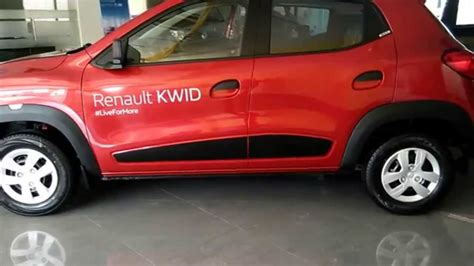 renault kwid on road price renault kwid top model 2015 interiors exteriors