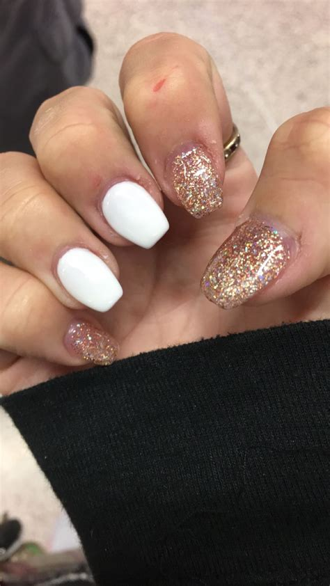 7 Tips On Model Nails by Best 25 Glitter Gel Ideas On Diy Nails