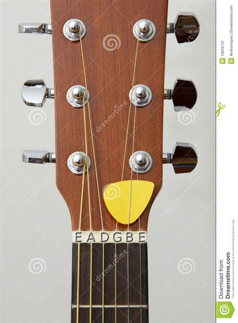 lettere note chitarra particolare della chitarra lettere di sintonia delle note