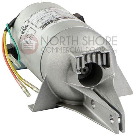 garage door opener motors genie 36422a s excelerator motor assembly