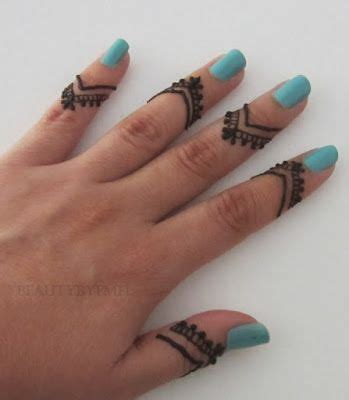 easy henna tattoo designs for fingers best 25 easy henna ideas on