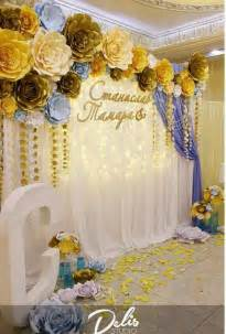 diy wedding paper flowers flower the 25 best flower backdrop ideas on big