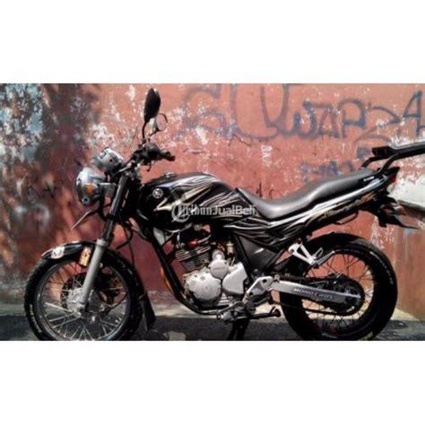 Jual Motor Scorpio Z Tahun 2010 motor second yamaha scorpio z tahun 2010 hitam ban