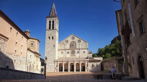 di spoleto cattedrale di santa assunta a spoleto www