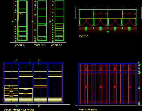 Placard Details   Locker DWG Detail for AutoCAD ? Designs CAD