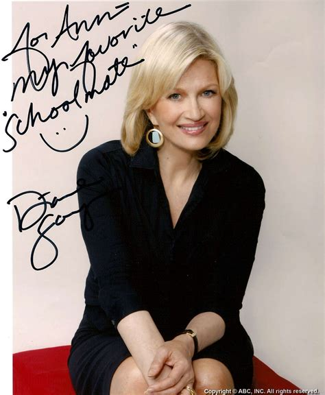 diane sawyer heedless guidance journalist diane sawyer