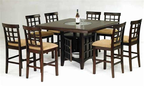 Pub Dining Table Sets Bar Height Dining Table Idea