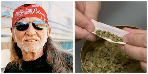 willie nelson smoking pot roll me up and smoke me when i die shea magazine