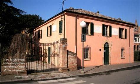 casa di pascoli ufficio turismo comune di san mauro pascoli museo