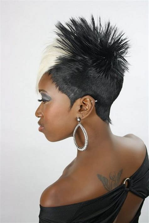 hairstyles for woman at 35 short hairstyles for black women 35 stylish eve