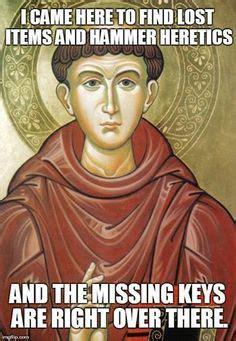 St Nicholas Meme - 18 super fun saint memes to celebrate all saints day