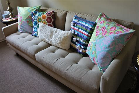 Sofas With Pillows I Must All The Pillows Ms Premise Conclusion