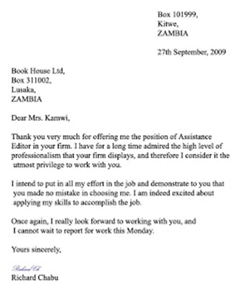 Offer To Sell Letters Best Sle Letter Of Offer Sle Business Letter In