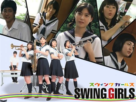 film comedy japan japanese comedy film swing girls iromegane
