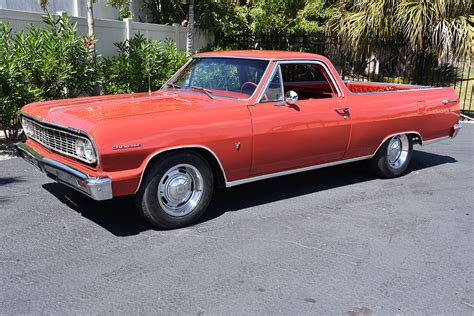 chevrolet el camino for sale vintage ac 1964 chevrolet el camino for sale