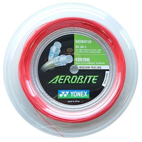 Buy String - buy yonex aerobite 200m and white badminton string
