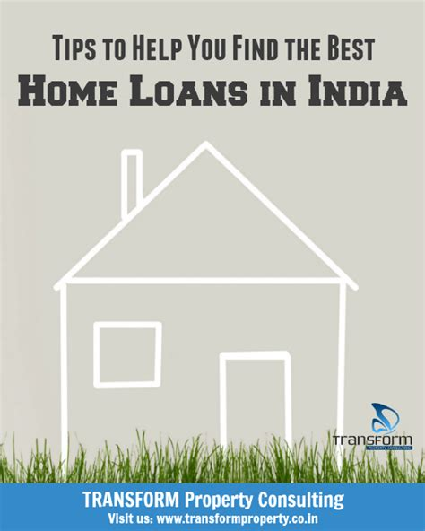 best housing loan in india tips to help you find the best home loans in india
