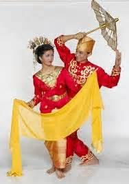 Payung Tari Brukat Hias Tradisional macam macam budaya di indonesia the knownledge