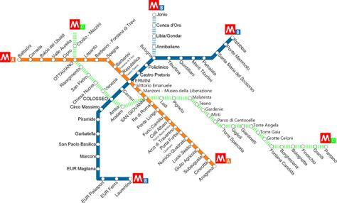 orari di roma orari metro roma della linea a b b1 e c come viaggiare