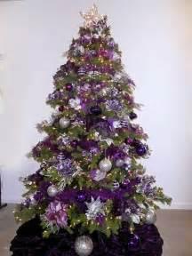 decoracion arboles de navidad 2014 mallas y flores