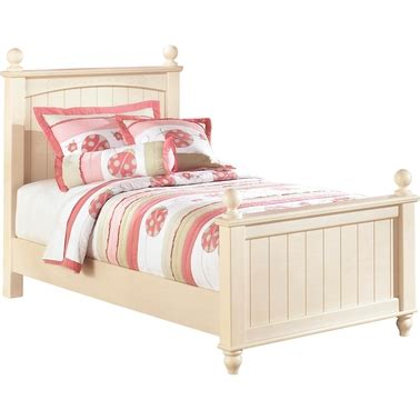 cottage retreat poster bedroom set by ashley furniture signature design by ashley cottage retreat youth twin