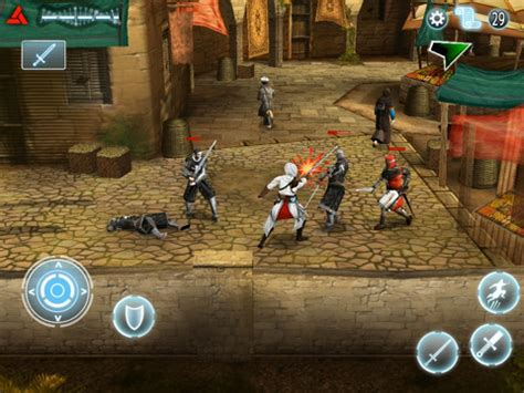 assassins creed altairs chronicles apk gree gets from gameloft ubisoft for global gaming platform