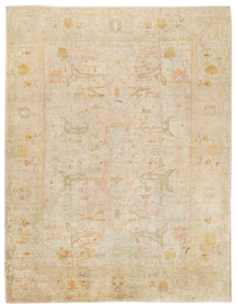 Antique Oushak Rugs For Sale by Antique Oushak Turkish Rug 43695 For Sale Antiques