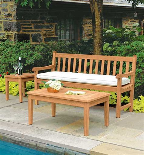 country casual benches teak benches outdoor garden benches country casual teak