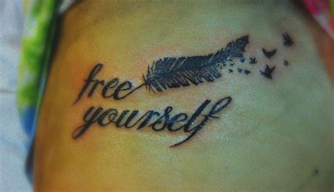 free yourself tattoo free yourself recovery s