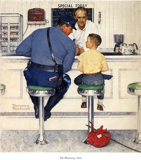 1000 images about norman rockwell on pinterest