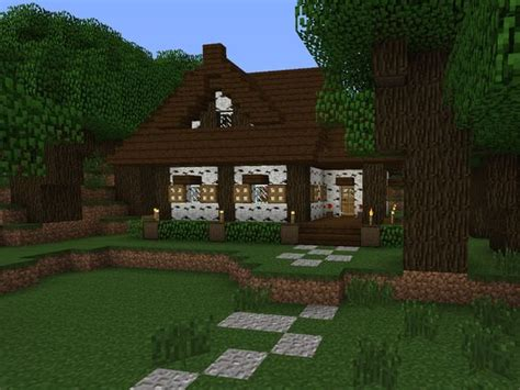 Minecraft Cottage Ideas by Forest Cottage Tutorial Screenshots Show Your Creation